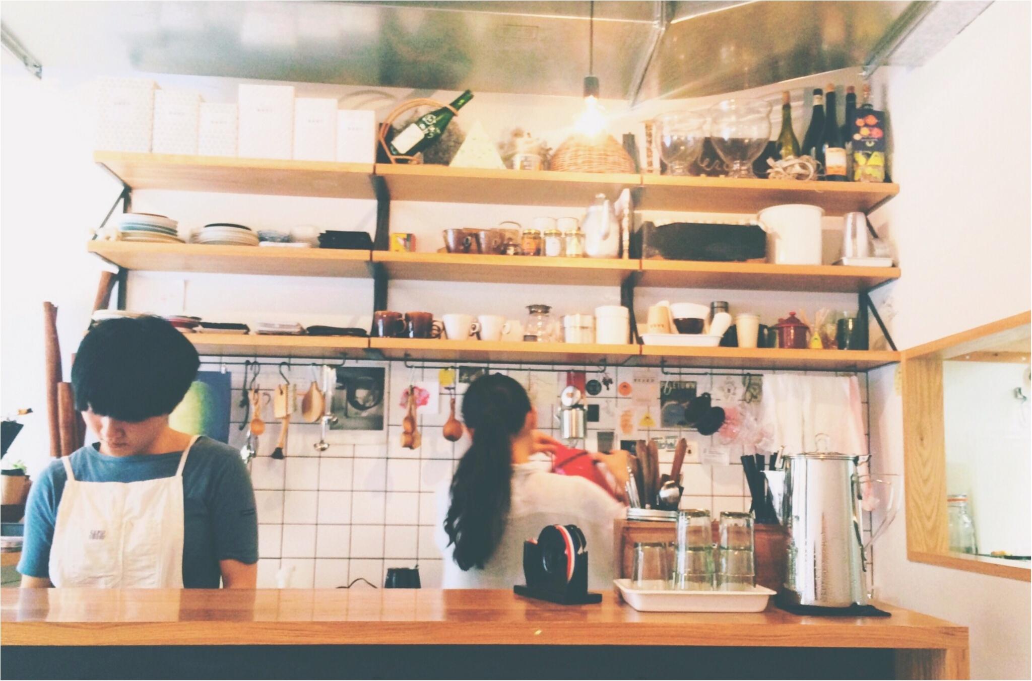 【*世田谷カフェ巡り*】三連休は近場でひと休み。ゆるりローカル散歩♪_5