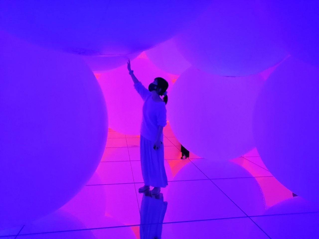 【チームラボプラネッツ】驚きと感動がいっぱい!裸足で楽しむアート空間を徹底レポ★_10