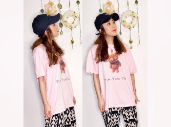 【オンナノコの休日ファッション】2020.9.7【うたうゆきこ】