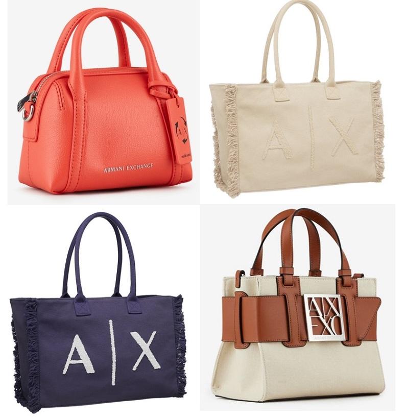 アルマーニのバッグ、母の日ギフト