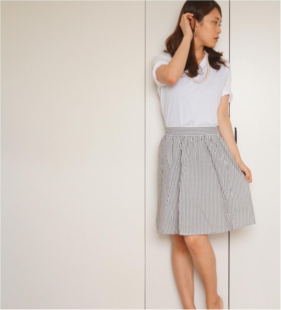 【MORE7月号】この夏白Tシャツは3枚必要‼︎まずは大人気UNIQLOパックTをゲット❤️_4