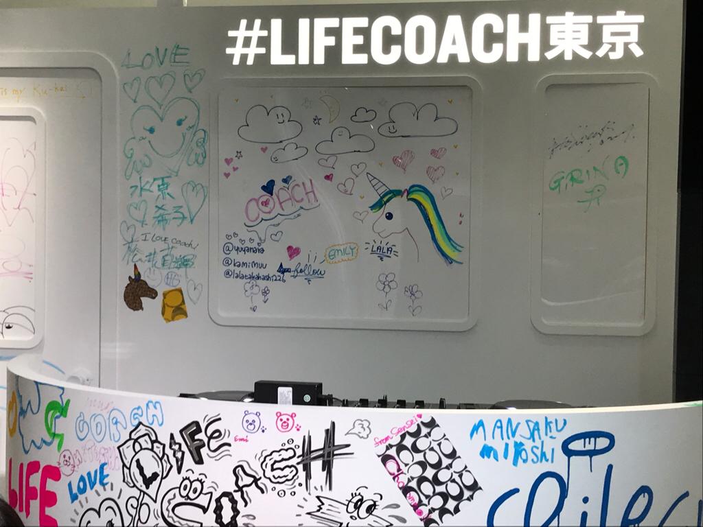 【LIFE COACH 東京】まるでお祭り♪NY×日本のインタラクティブな体験型イベントへ♡_3