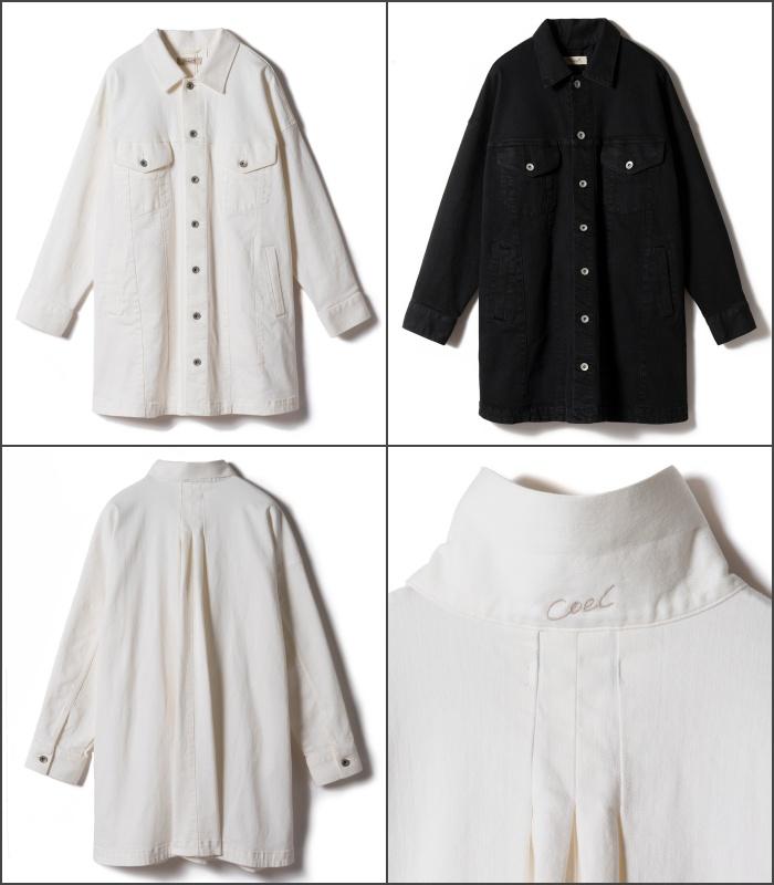 モデル・ヨンアがディレクションするブランド『COEL』が『YANUK』とコラボ! こだわりデニムで美シルエットに♡_5