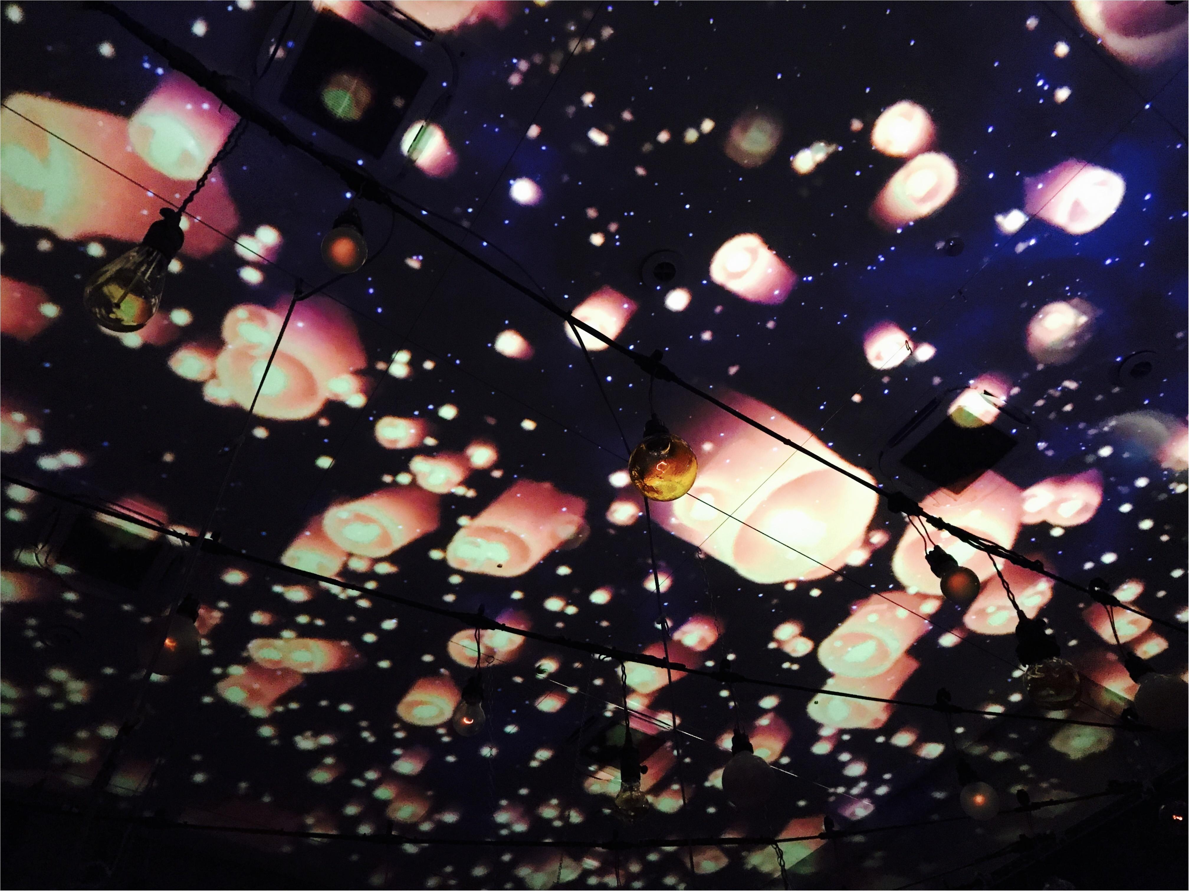 【銀座でお洒落ディナー】5/30 NEWオープン!まるでプラネタリウム!?「and people 銀座」_11