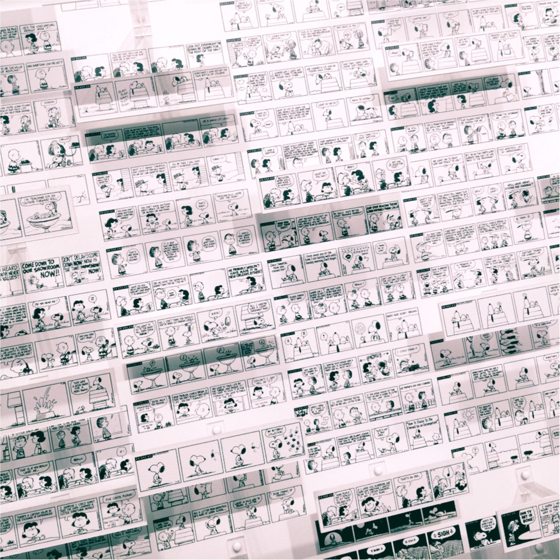 SNOOPY MUSEUM TOKYO で一足早いクリスマス気分♩_7