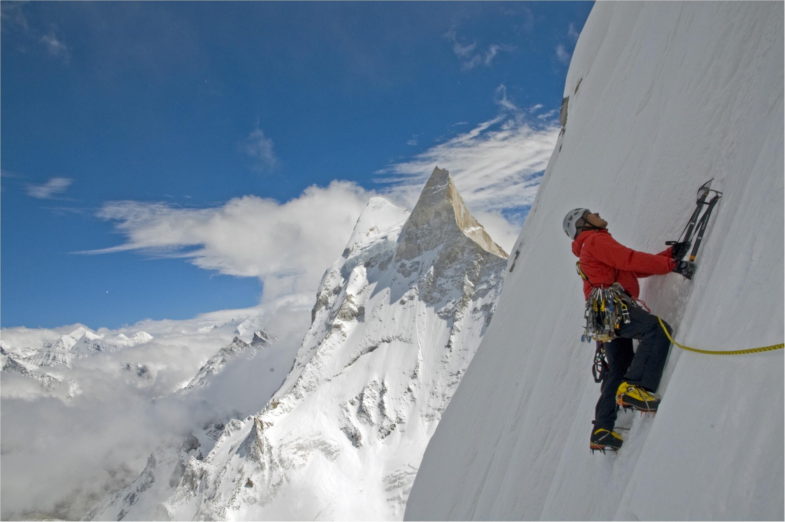 無性に新しい挑戦がしたくなる! 新年にピッタリの山岳ドキュメンタリー『MERU/メルー』_1