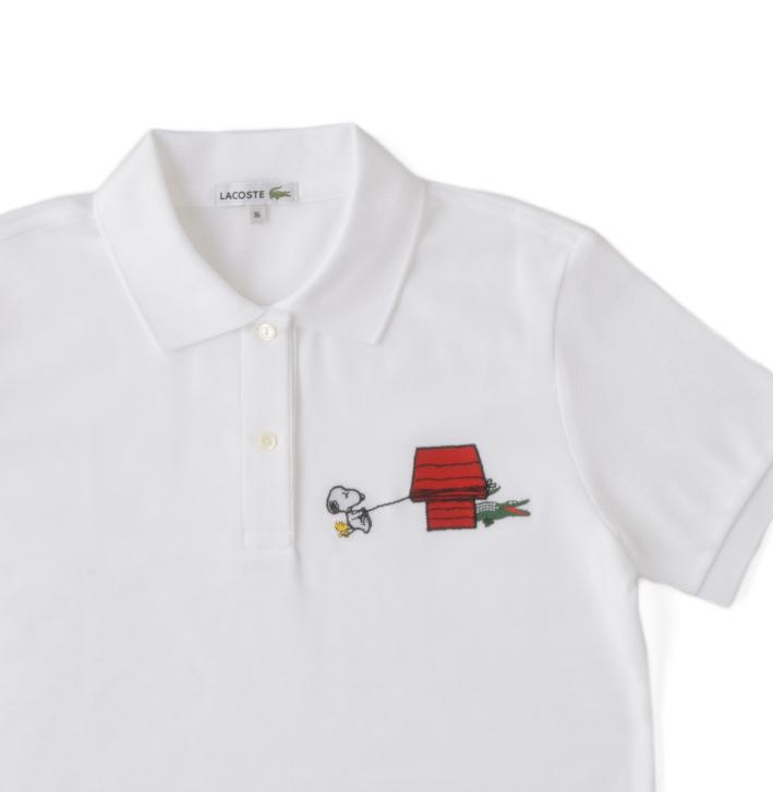 『ピーナッツ×LACOSTE』ポロシャツがかわいすぎる!!! 新宿・大阪・京都でポップアップ開催☆_1