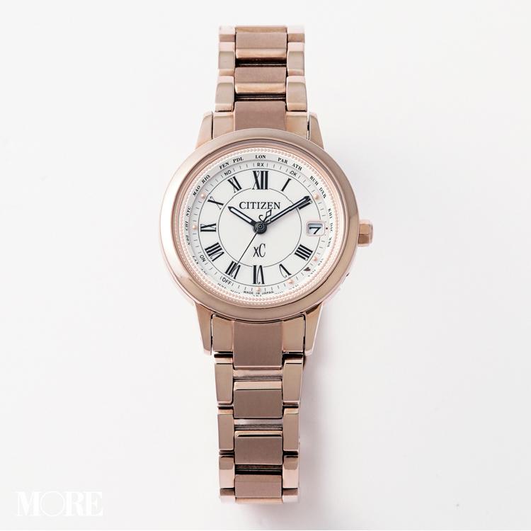 手もとから「信頼」を得る! 才色兼備な腕時計を味方につけて☆_3_3