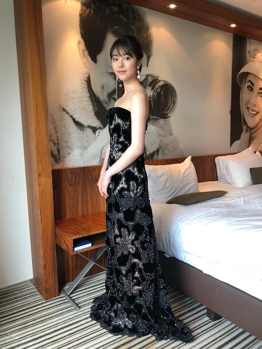 唐田えりかちゃん、カンヌのレッドカーペットに登場♡ 美しすぎるドレス姿、全部見せます!_1_2