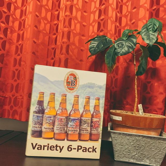 ビールの箱