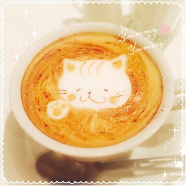 可愛すぎるカプチーノが飲めちゃう!横浜おすすめカフェ♡HAMA CAFE♡_1