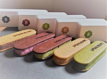 ≪神戸お土産≫濃厚チョコクリームとさくさくサブレのチョコレートサンド専門店【LOUIS BLANC】♡