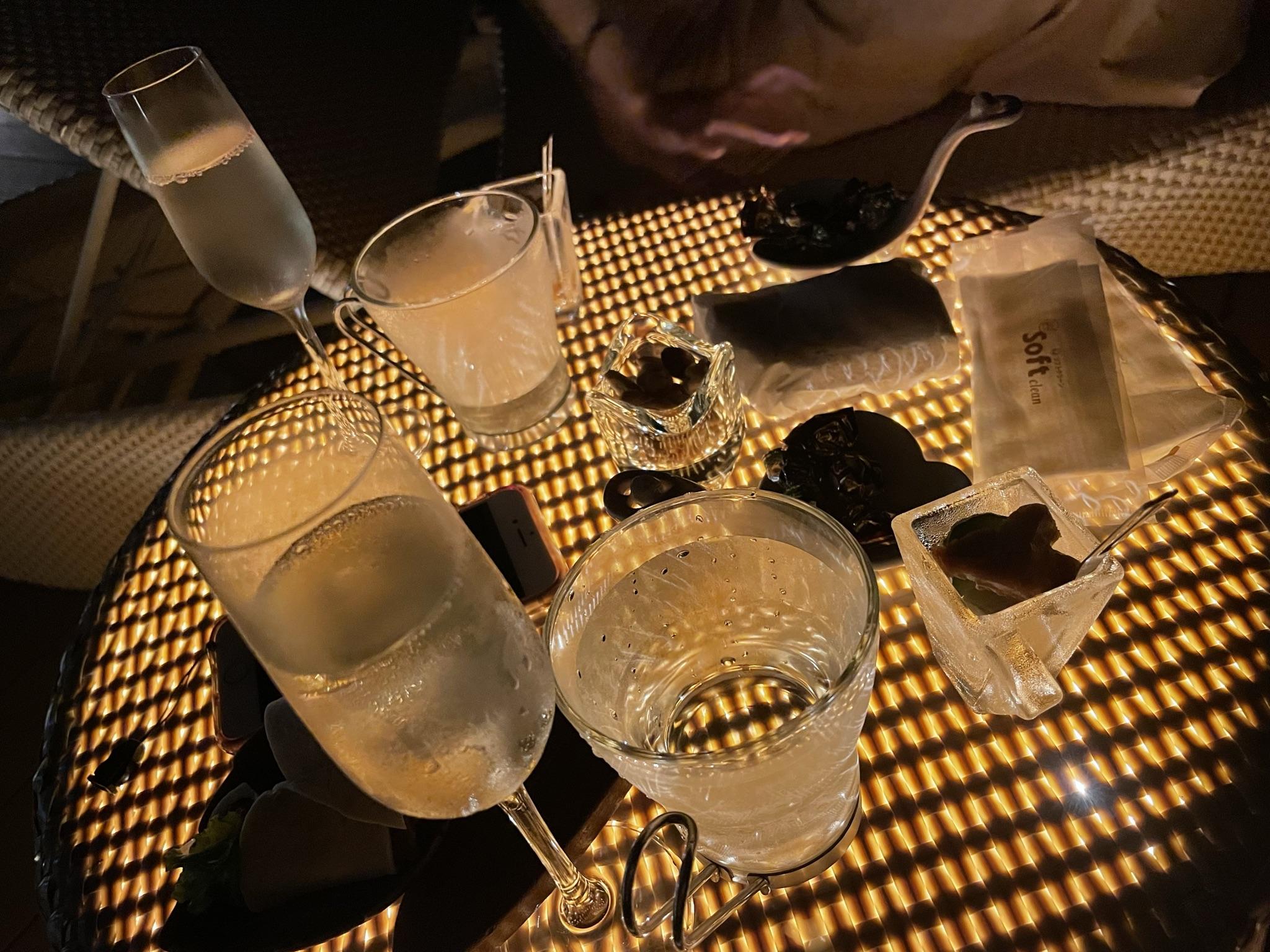 《大人お篭りにオススメ!》飲み放題&超絶景が楽しめるホテル【THE SHINRA(森羅)】_3