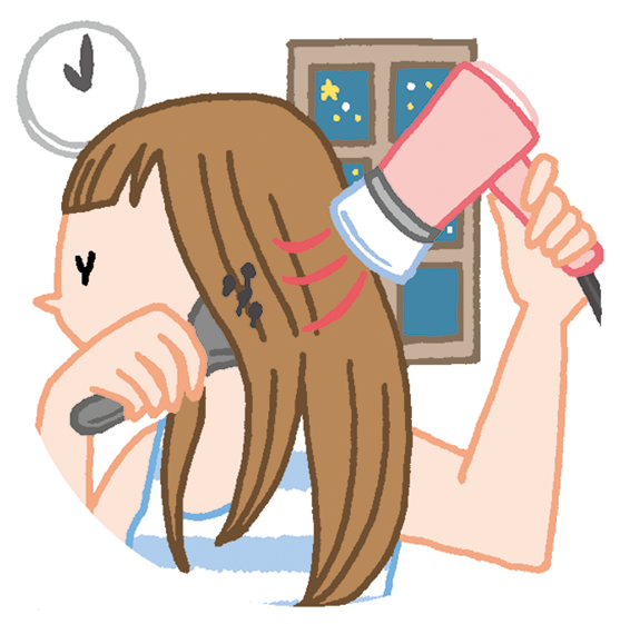 """脱・汗クサボディ!!""""真夏のニオイ""""を滅する極意【頭編】_3"""