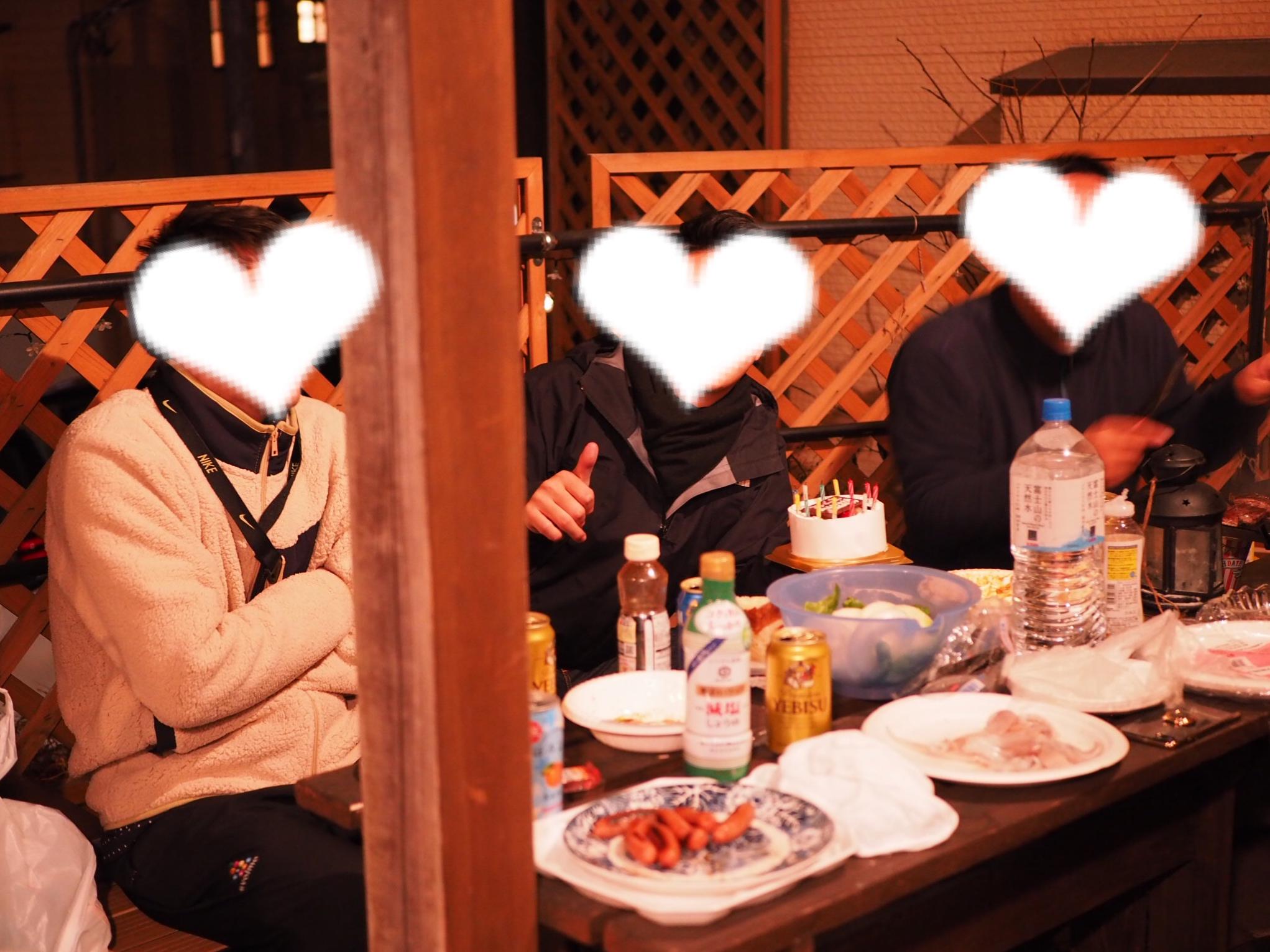 【#河口湖合宿】富士山の目の前のペンションでわいわい一泊旅♩〜宿編〜_6