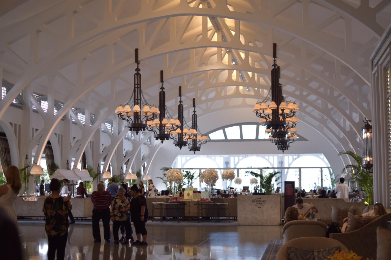 【シンガポール】マリーナベイを眺めながらアフタヌーンティーが楽しめる「フラトンベイホテル The Landing Point」_3