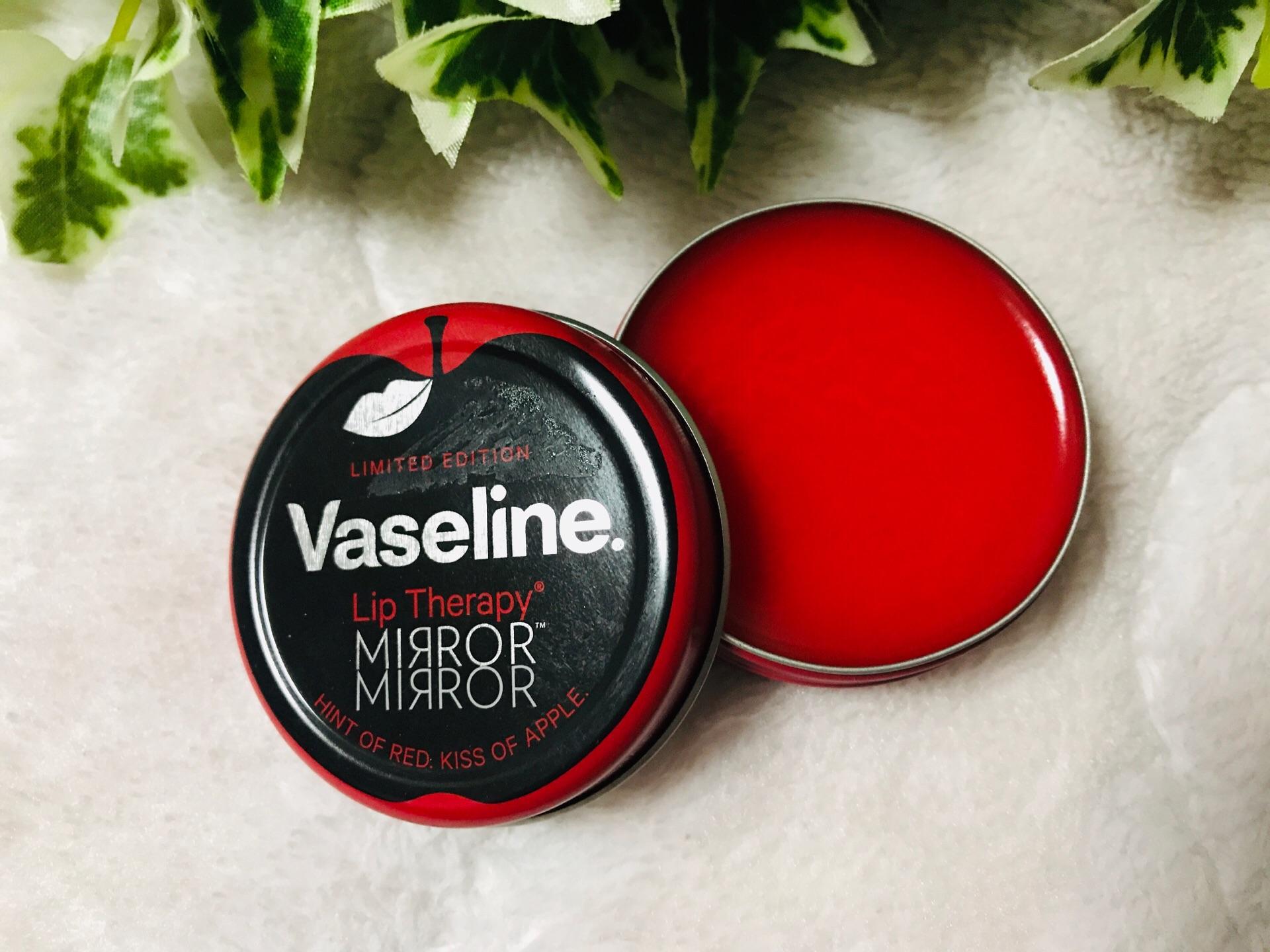 【Vaseline】2018年限定!保湿力を誇る大人気リップから《アップルの香り》が限定販売中♡_2