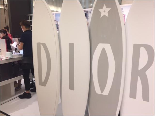 自然由来成分たっぷりの新保湿ケア「Dior LIFE」体験イベントに潜入しました☆_8