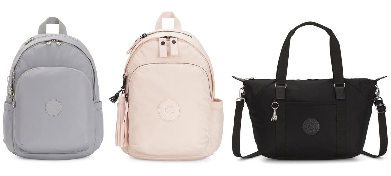 『キプリング』の新作バッグは絶妙なくすみカラーが可愛すぎる♡ ナイロン素材で軽やかにいこう_2