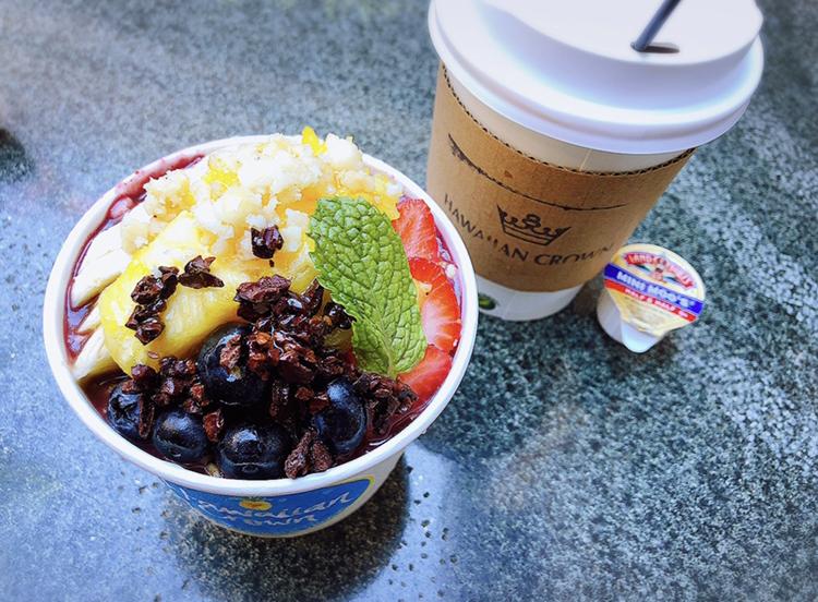 【Hawaii】ハワイ好きさん必見!あまあまパイナップルが美味◡̈♡絶対食べたい!アサイーボウルのお店に行ってきました♩_7