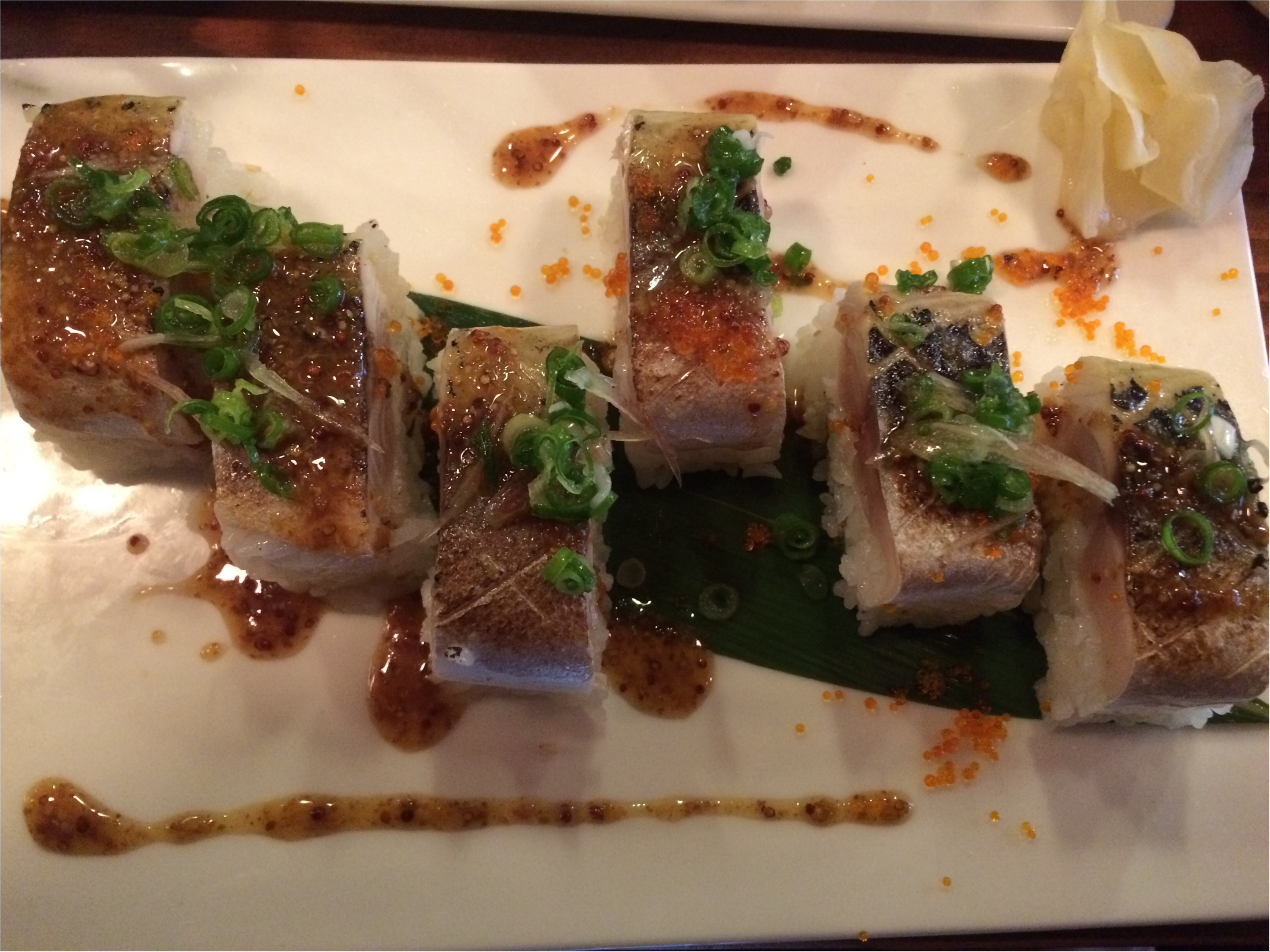 東京で美味しい魚貝料理♡_3
