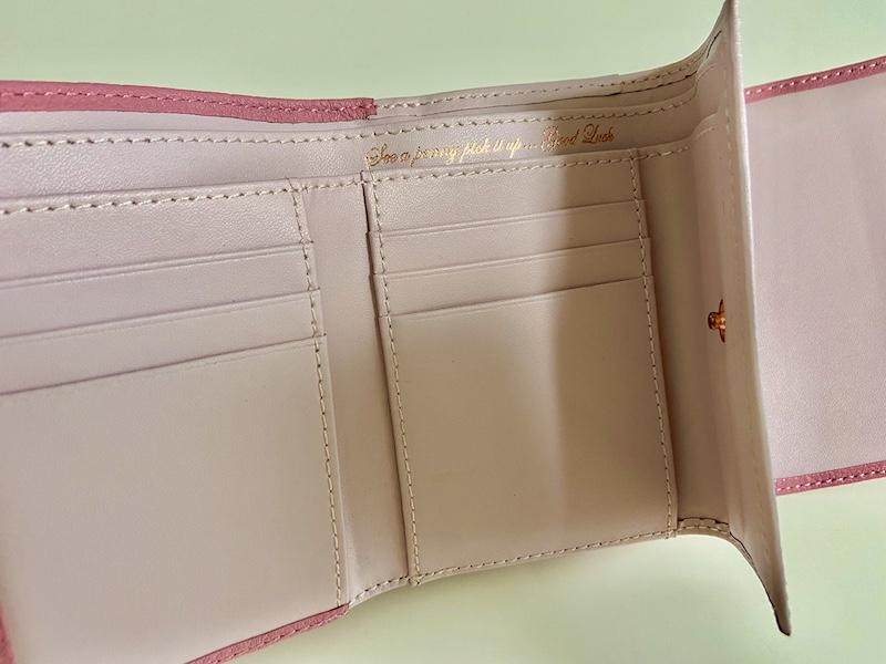 【20代女子の愛用財布】絶妙なサイズ感と驚きの収納力『TED BAKER』のお財布_4