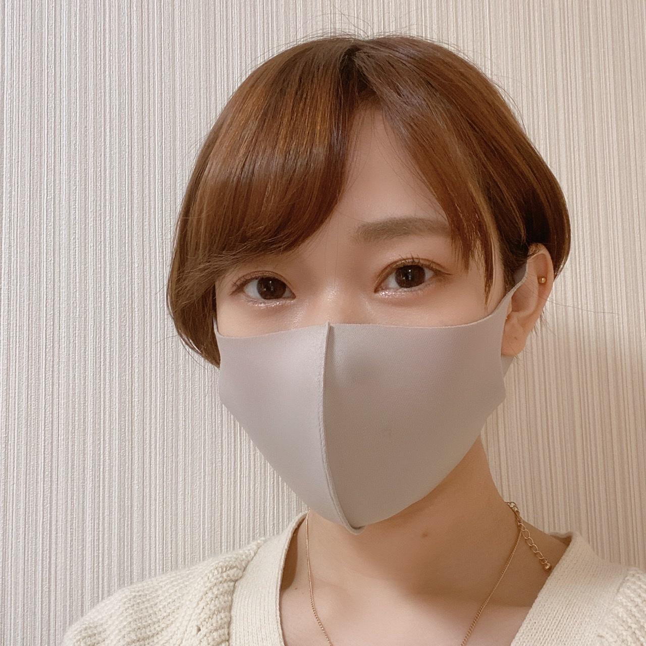 【スリコ】洗えるマスク使用してみました!《3coins》_3