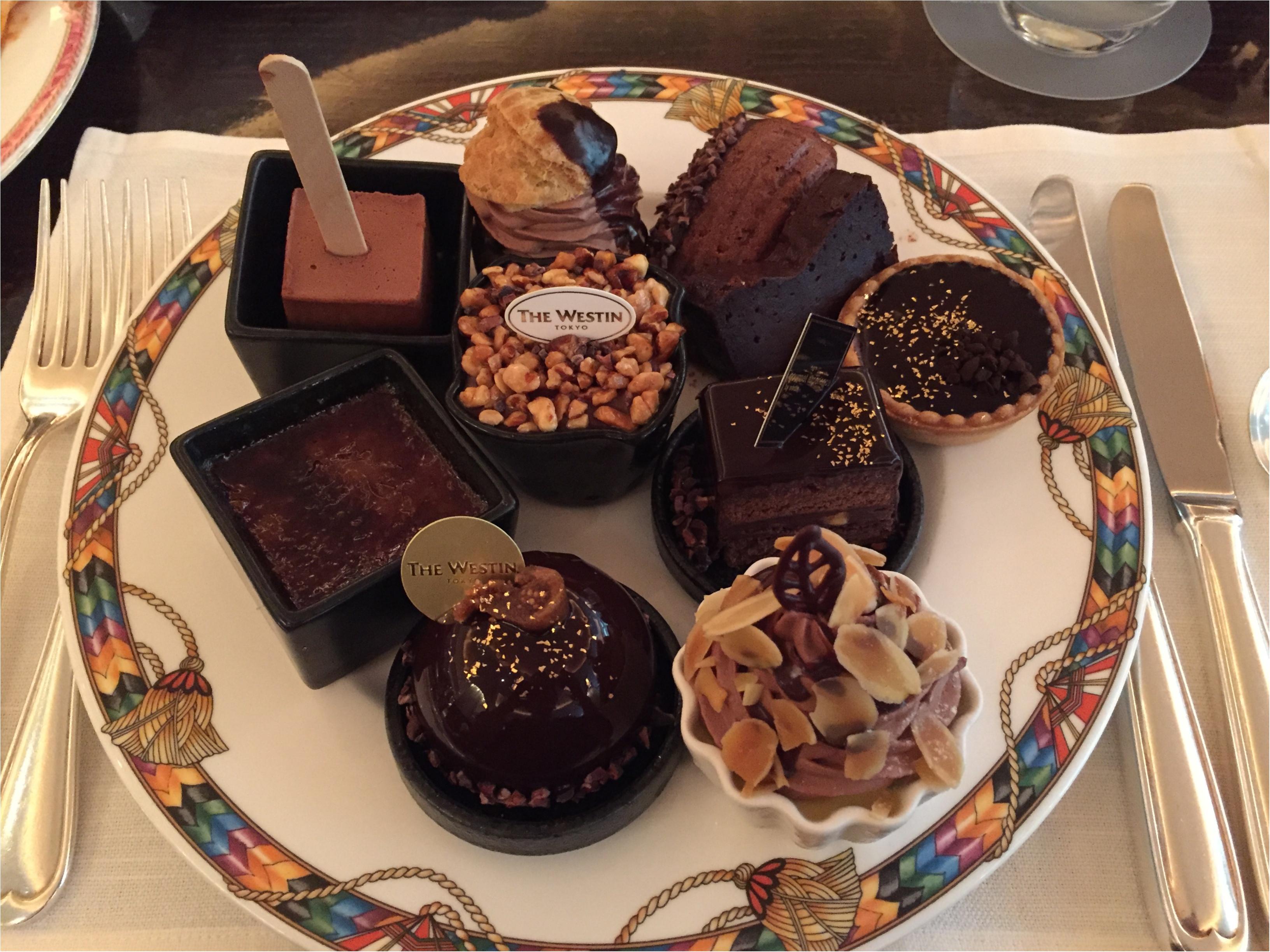 予約困難!ウェスティンホテル東京の『ワールドチョコレート・デザートブッフェ 〜第2章〜』へ!リピーターおすすめの理由も!!_3