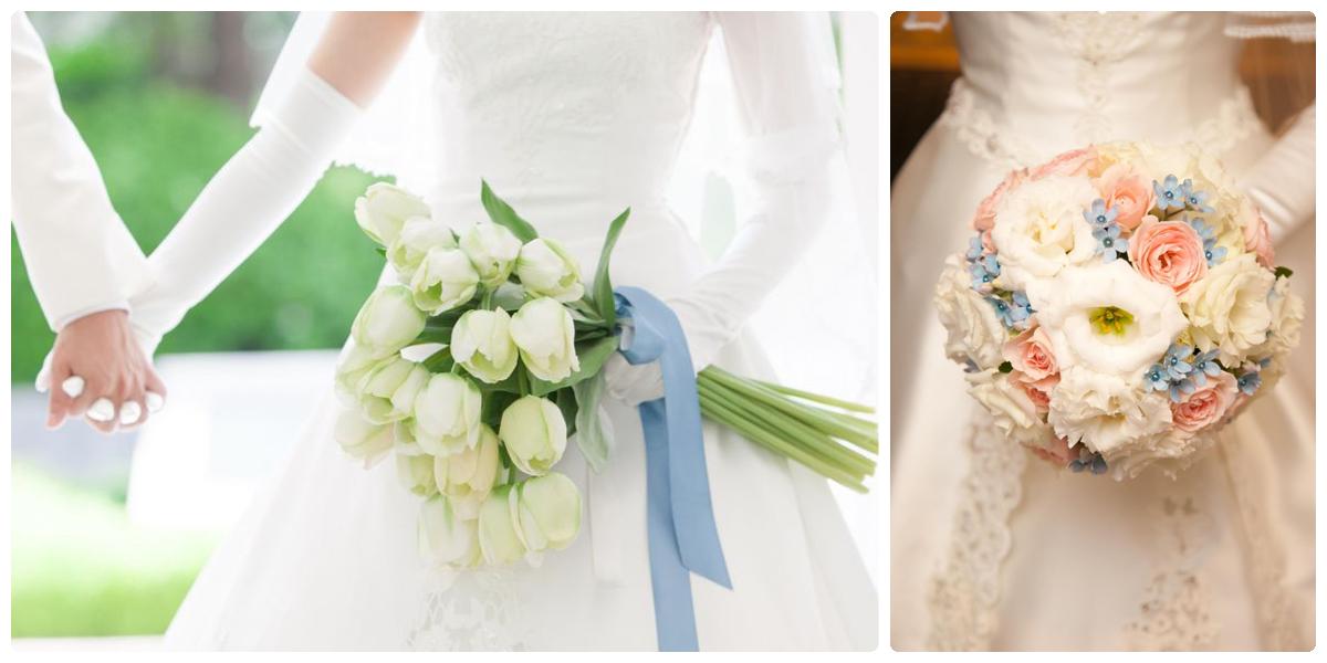 結婚式特集《ウェディングブーケ編》- どんなデザインが人気? ブーケトスでキャッチしたあとの保存方法は?_1