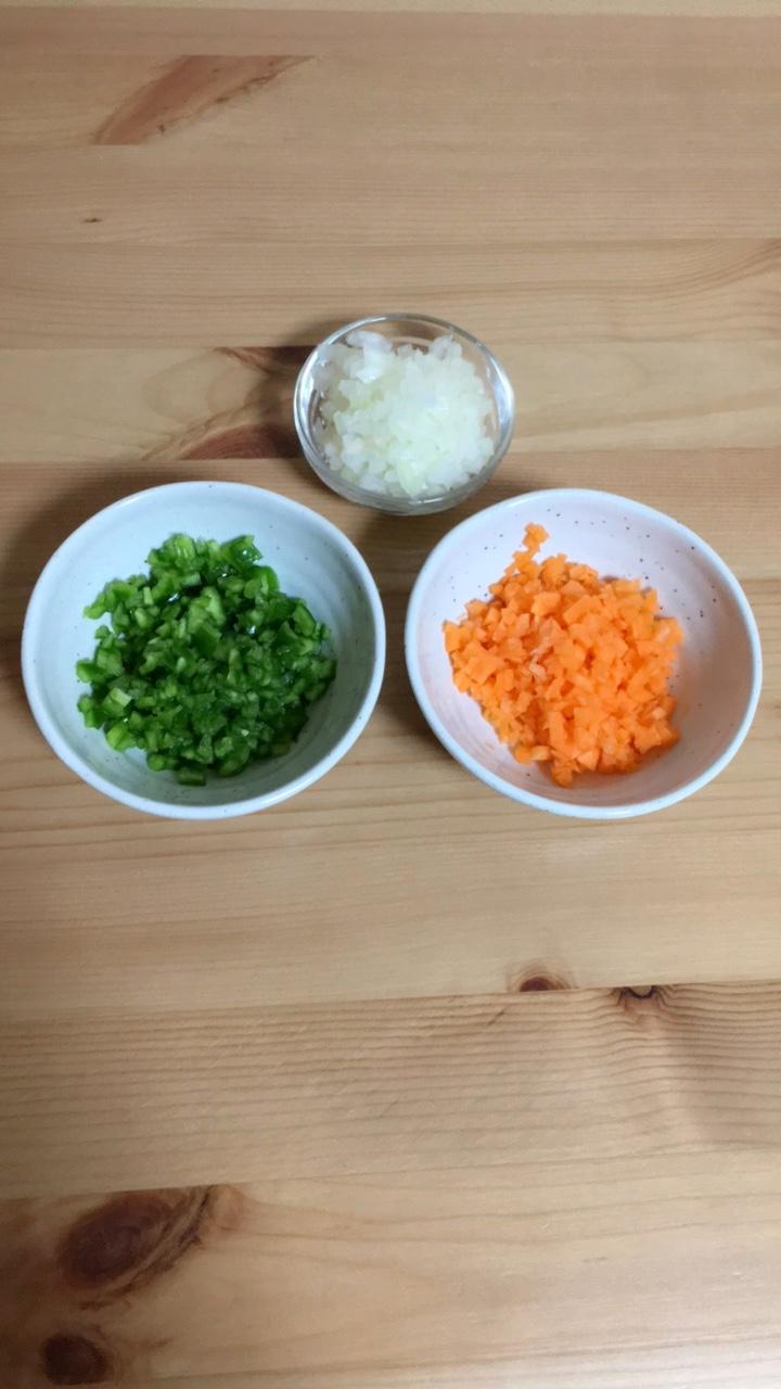 野菜たくさん!我が家のキーマカレー♡_2
