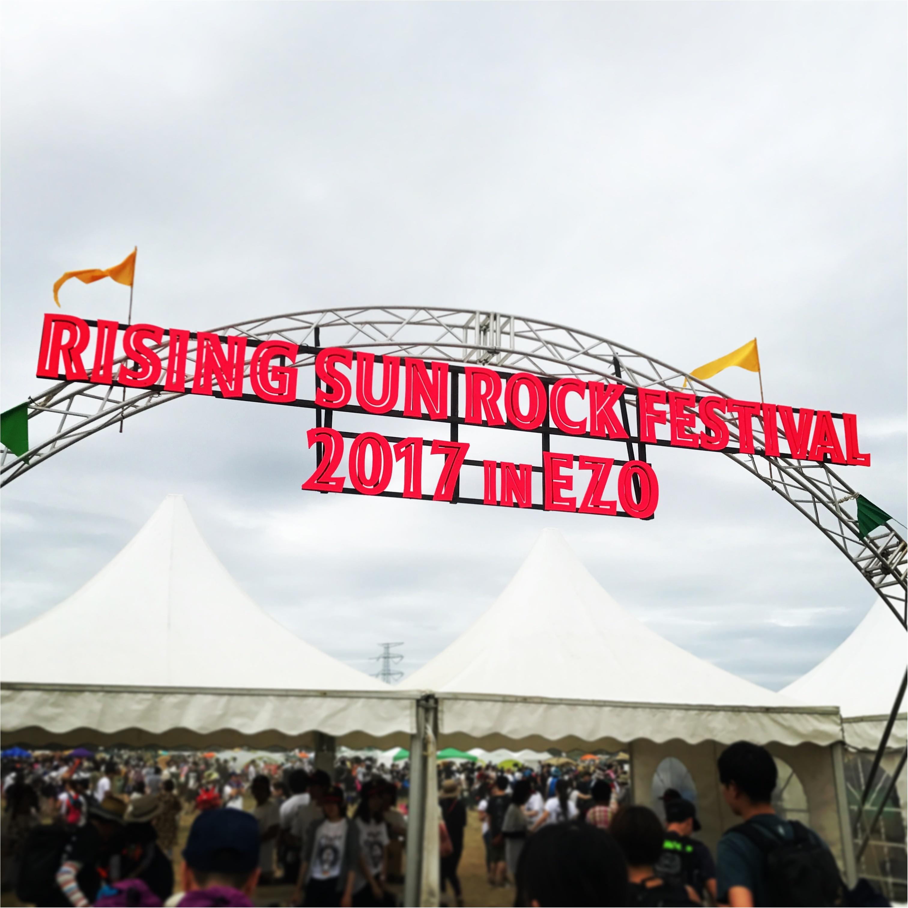 夏だ!FESだ!RISINGSUNROCKFESTIVALだ!まずは1日目、今ブームの締めパフェを体験_6