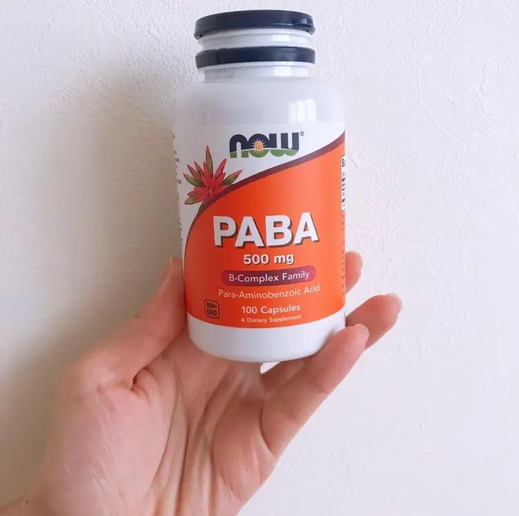 《おすすめの美容サプリ》買って良かった飲む日焼け止め「PABA」