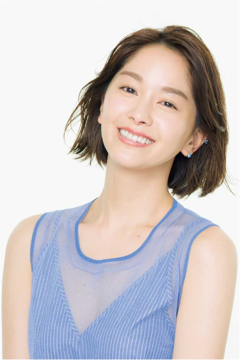 美肌な人は、肌コンディションで化粧水を変える! 女優・石橋杏奈さんの「化粧水使い分け術」_1