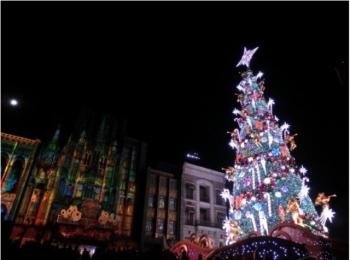 《USJクリスマス》クリスマスショーの「天使のくれた奇跡」がグランドフィナーレ♡
