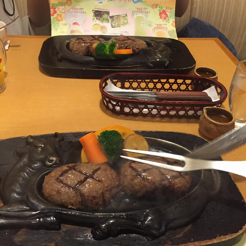 静岡県民のソウルフード!【炭焼きレストランさわやか】のげんこつハンバーグ!_6