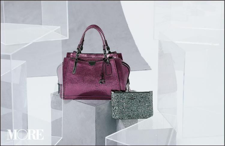 ステラ、フルラ、コーチも♡ 私たちに似合う、等身大の大好き5大ブランドのバッグ!_1_2