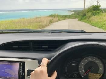 【密徹底回避!!】車1台 石垣島女一人旅⭐︎初心者ドライブで大満足島一周ドライブコース