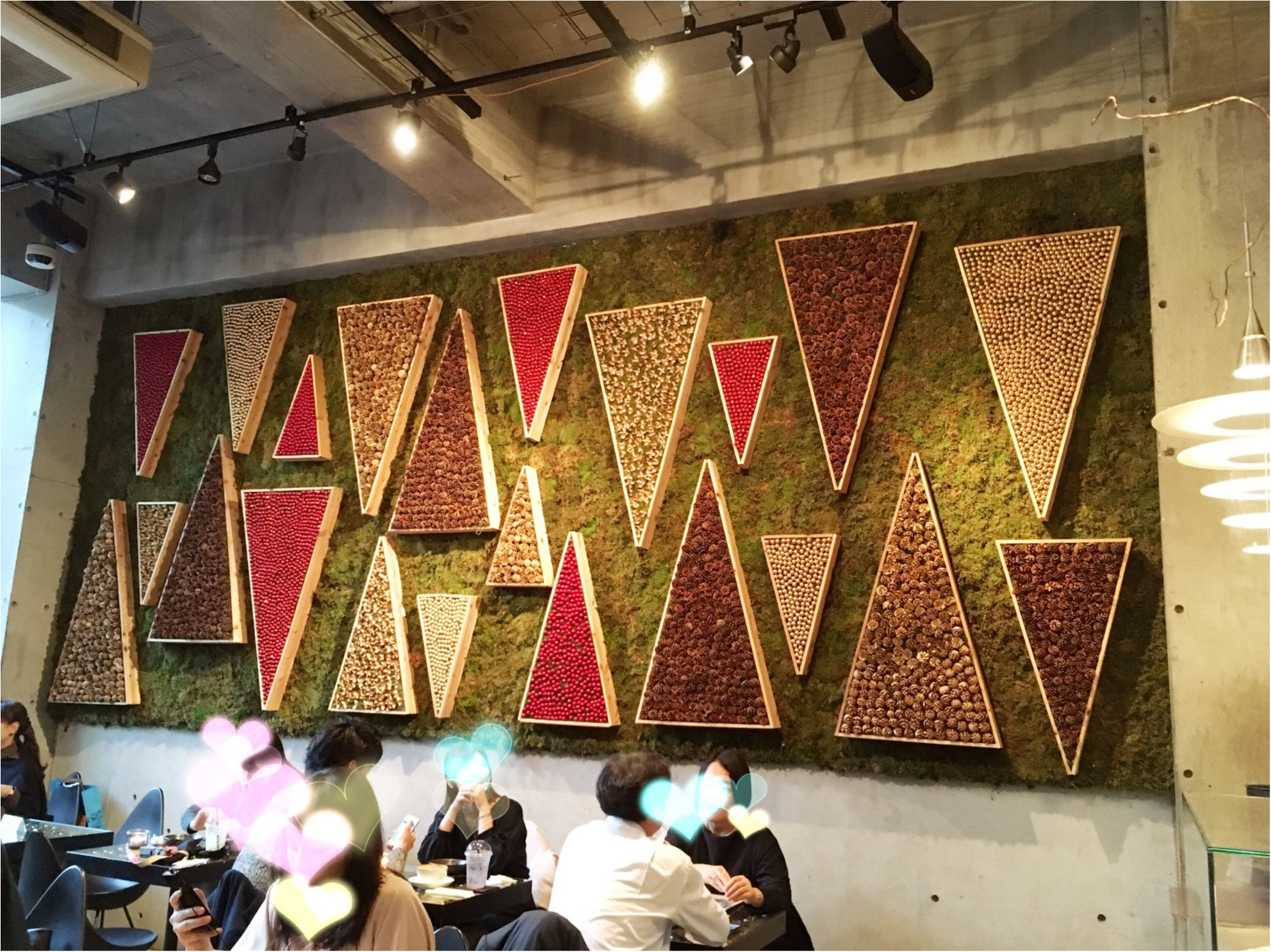 SNS映え確実♡南青山『ニコライバーグマン ノム』でお花に囲まれながら優雅なティータイムを…(﹡´◡`﹡ )_6