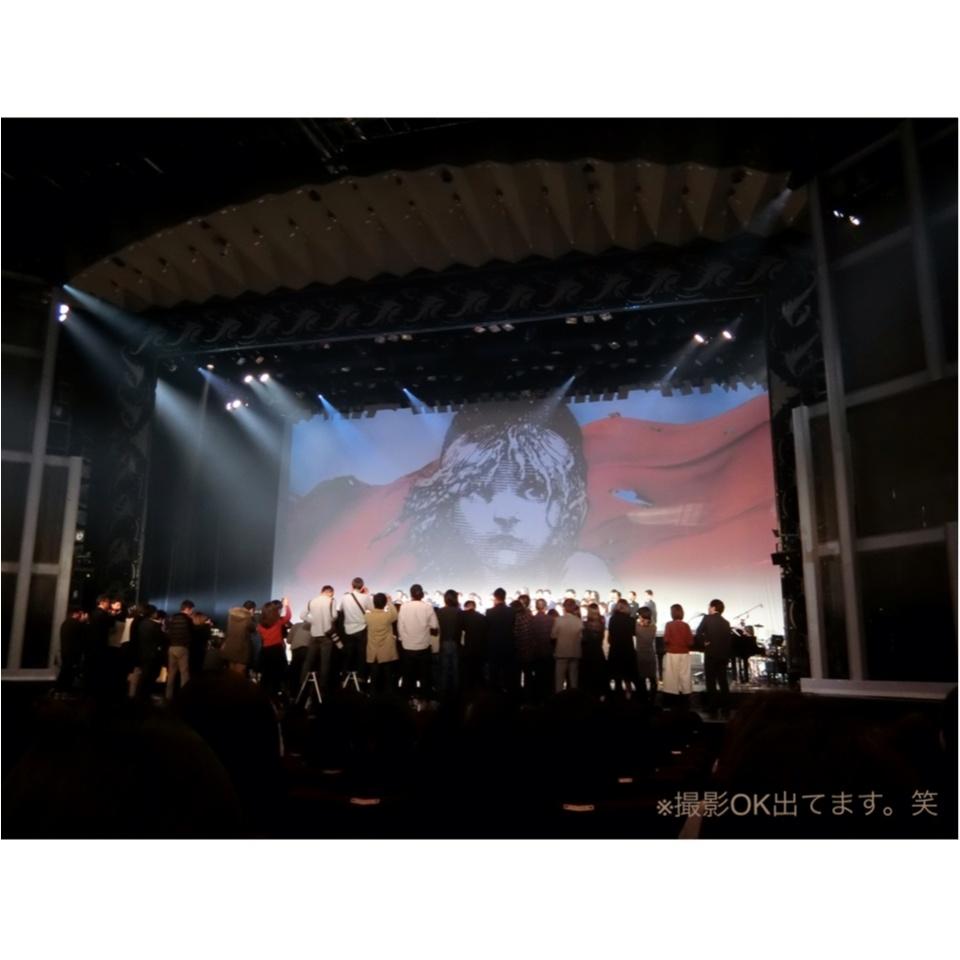 ▷2017年帝国劇場ミュージカル「Les Misérables」の迫力を一足お先に体感して来ました✨_3