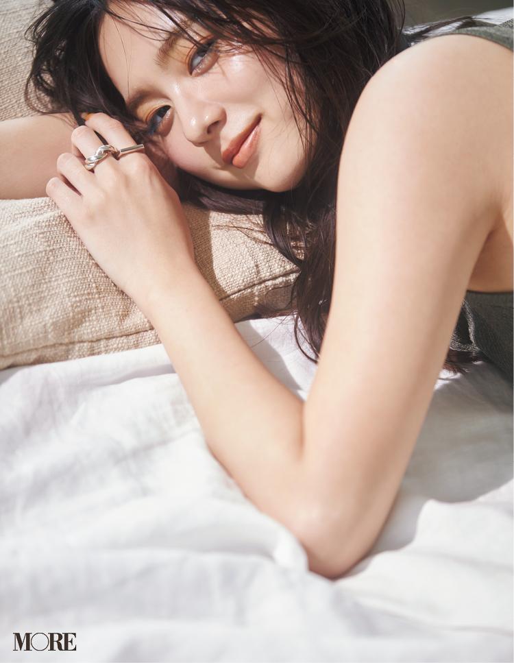 モデル/新川優愛