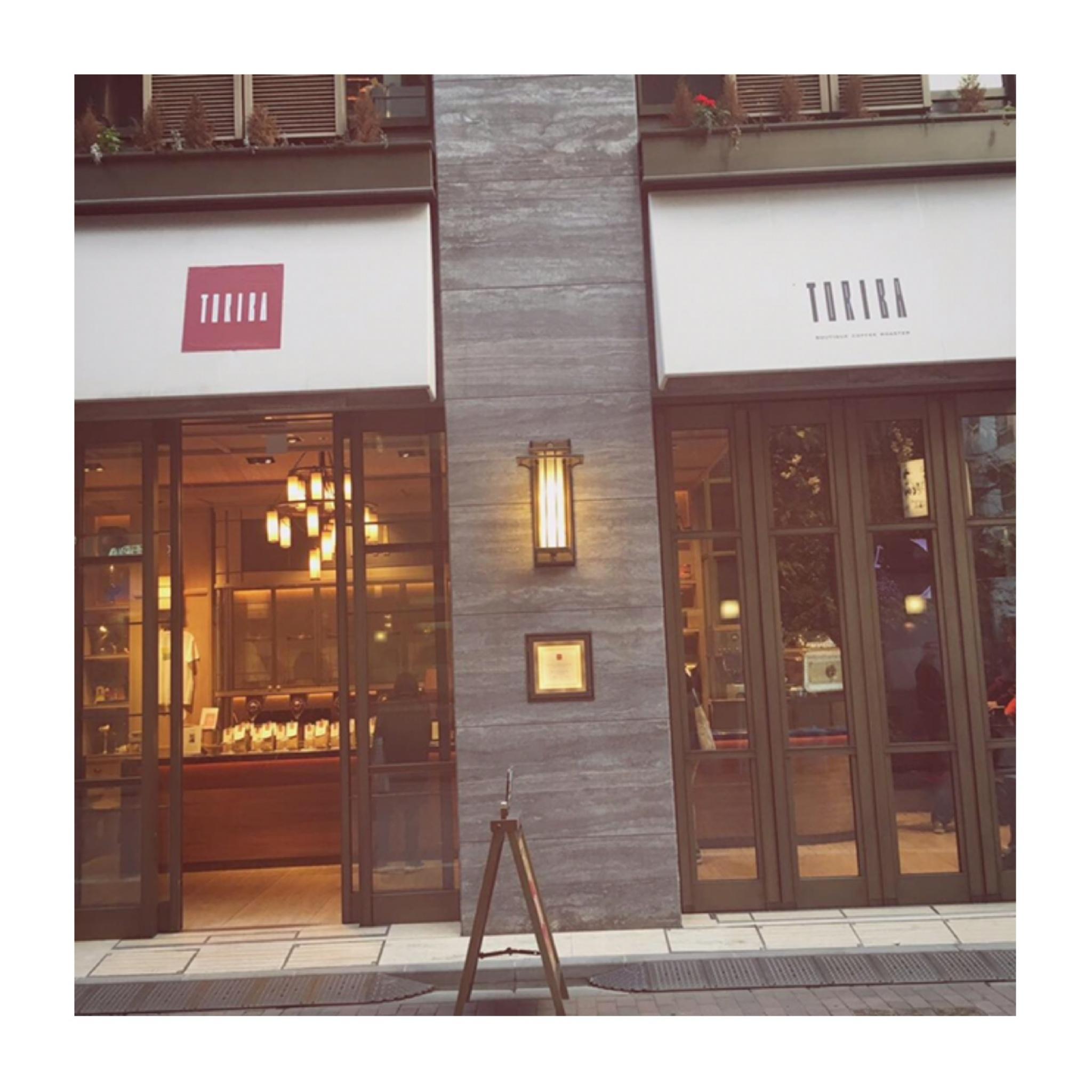 #16【#cafestagram】❤️:《銀座》でまさかの100円で本格コーヒーが飲める!『TORIBA COFFEE』☻_1