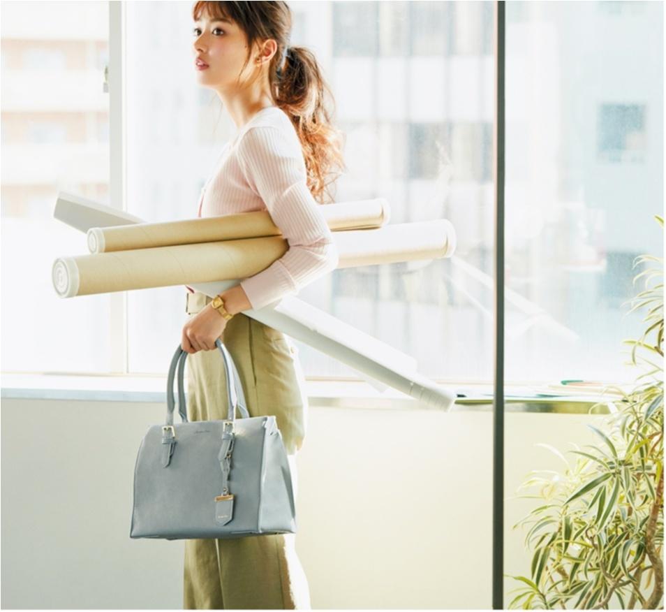 最強の「お仕事バッグ」が5位→1位に!「お仕事服」テーマ人気継続中♡ 今週の人気ランキングトップ3!_3