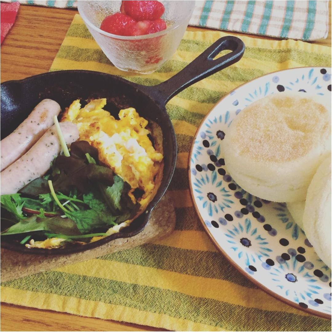 連載 Vol.3 石原さとみさんが「朝に摂る食べ物とその美効果」とは?_1