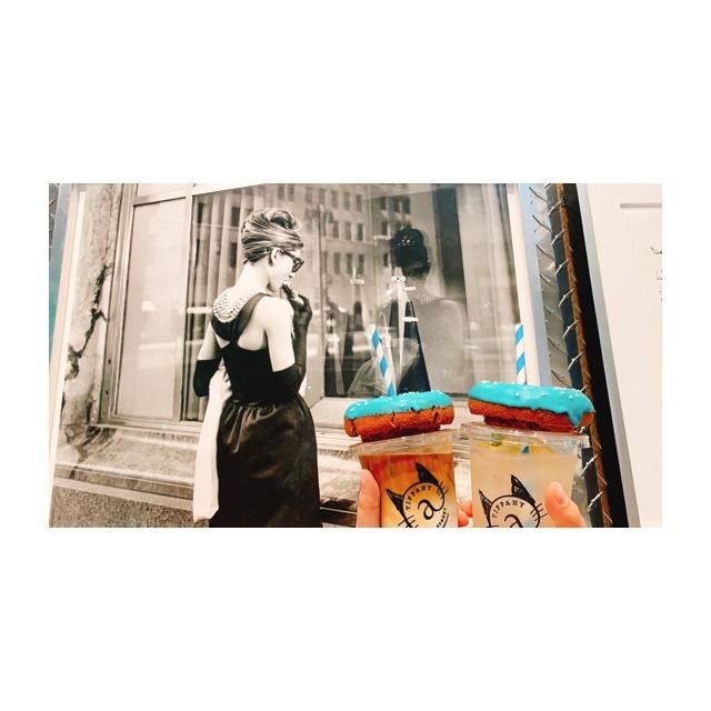 日本初上陸!『Tiffany Cafe』_2
