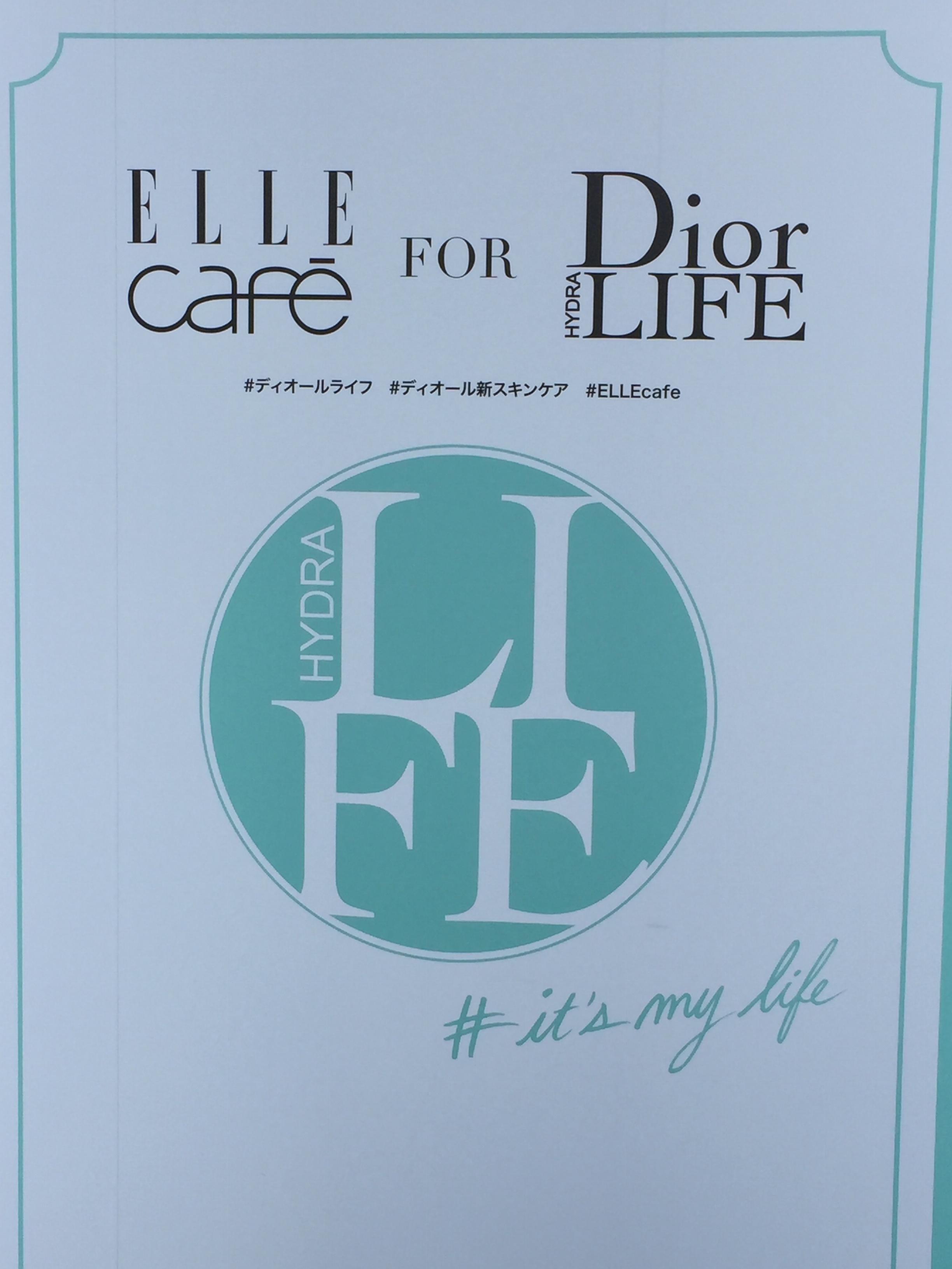 6/30まで!フォトジェニックで大人気『ELLEcafe(エルカフェ)』とDiorコラボのパステルボンボンが飲めるのは今だけ!!_5
