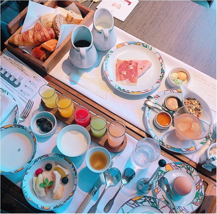 大切な日は神戸で世界一の朝食を♡♡_11