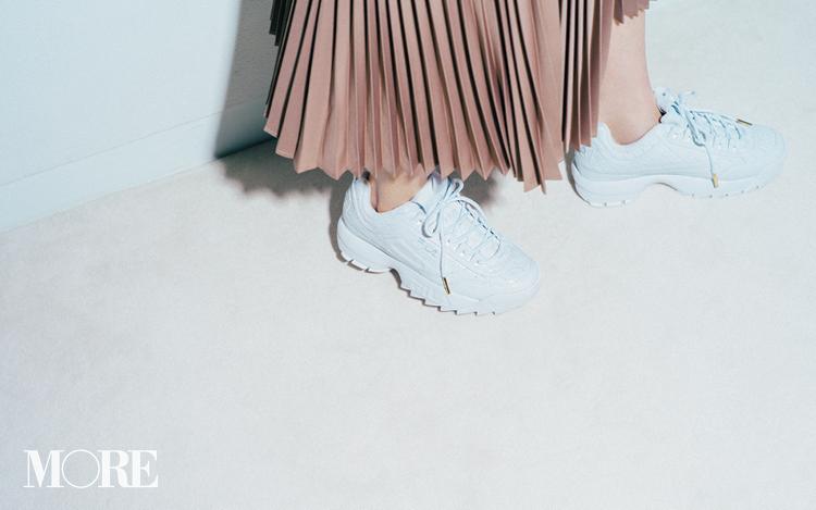 ヒール靴、フラット靴、スニーカー。20代におすすめのシューズをブランド別にご紹介 | レディース_27