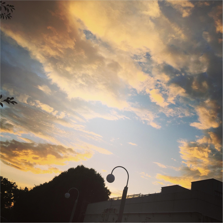 虹が...✨✨_7