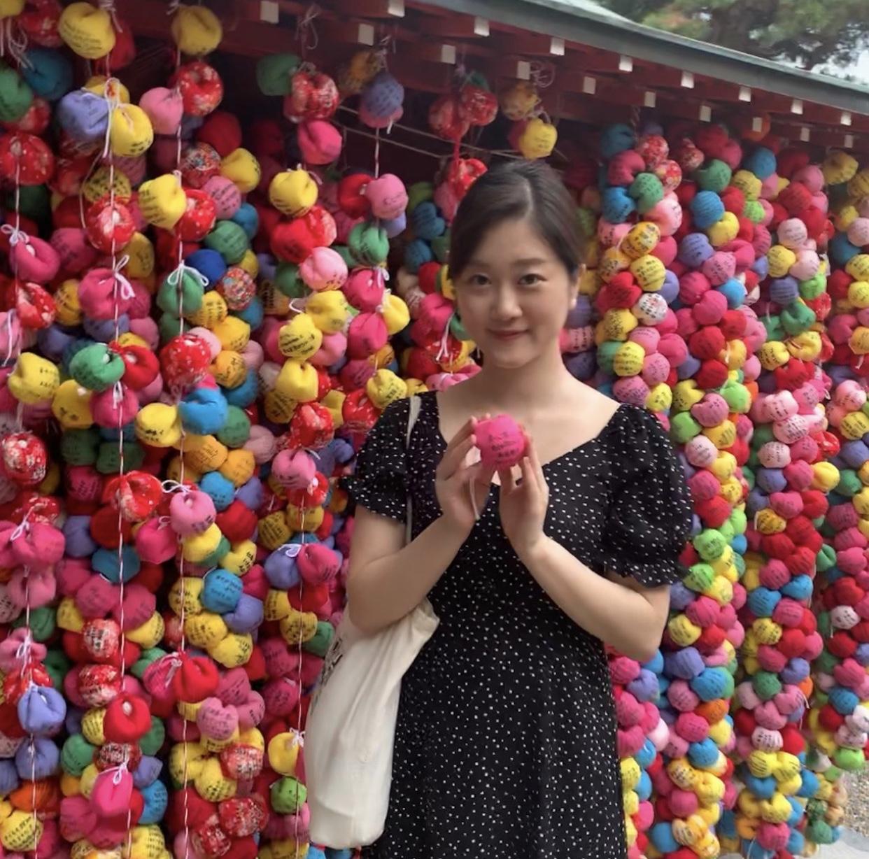 【京都】神社巡り✩*॰SNSの映えスポット!?カラフルなくくり猿に願いを込めて♡_2