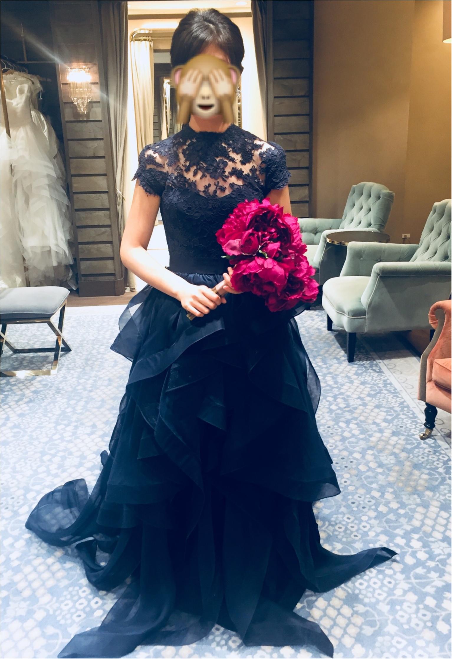 【#ドレス迷子】weddingドレス、実際に着てみました✧asuの運命の1着に巡り合うまでのドレス試着レポート③_4